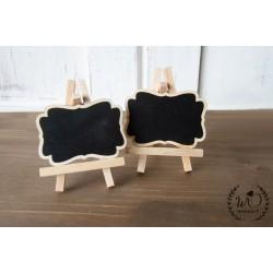 Mini tabule 2 ks - Jmenovky a vývazky