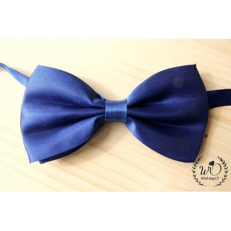 Motýlek (Navy blue)