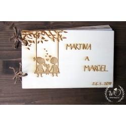 LIDÉ DELUXE - Svatební album/Kniha hostů