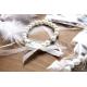 Svatební náramek Rose and White