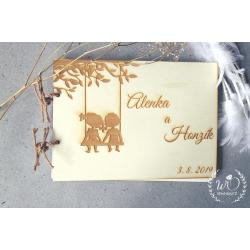 LIDÉ - Svatební album/Kniha hostů