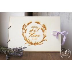 LEVANDULE - Svatební album/Kniha hostů