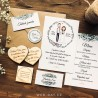 Boho Ženich a nevěsta - Samolepky