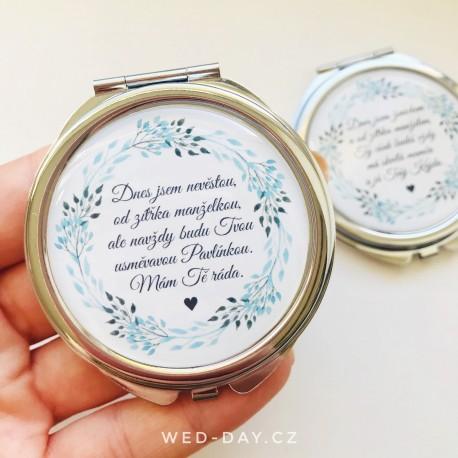 Zrcátko maminka nevěsty a ženicha