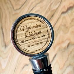 Tatínkovi - Zátka na víno