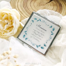 Zrcátko Eukalyptus Maminka nevěsty