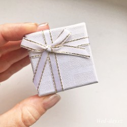 Dárková krabička svatební