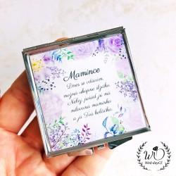 Zrcátko Lila rose Maminka nevěsty
