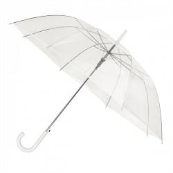 Svatební průhledný deštník