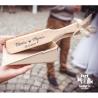 Svatební smetáček s lopatkou