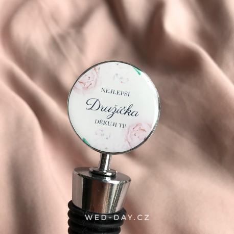 PIVOŇKY DRUŽIČKA - Zátka na víno